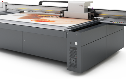 Flatbed printers : the next big step to diversification