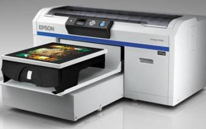 Epson launches its own DTG printer