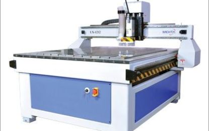 Adoption of new Mehta CNC router enhances infrastructure of Rishi Art Gallery in Rajasthan