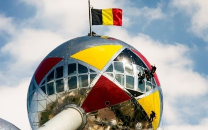 MACtac films help cheer Belgium during FIFA World Cup 2014