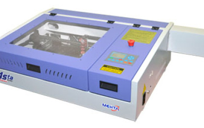 Gujarat-based Sara Enterprises adopts Mehta laser marking machine