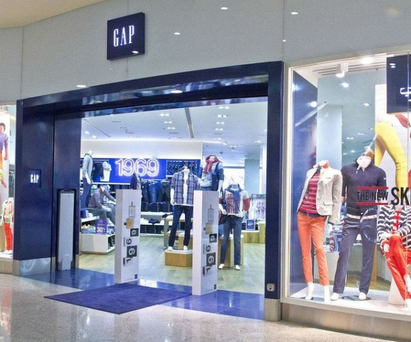 40 new GAP stores in India