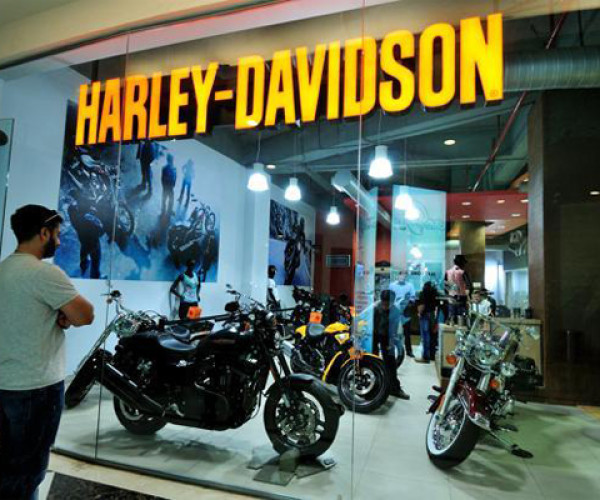 Harley-Davidson opens second outlet in Mumbai
