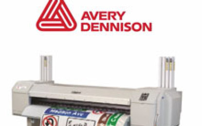 Avery Dennison introduces TrafficJet 1638 XTJ printing system for traffic and reflective displays