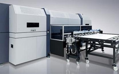 Durst introduces 620 sq m/hr Rho and 400 sq m/hr Rhotex printers