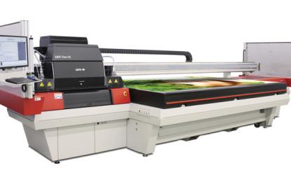 AGFA Graphics makes global debut of Anapurna M2500i at SGIA 2014