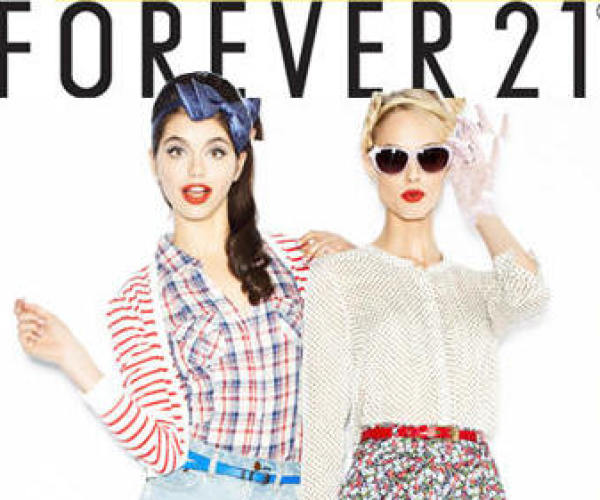 Forever 21 opens first outlet in Bengaluru