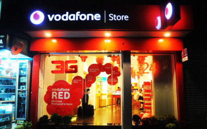 Vodafone opens its 10th Global Design Store in Coimbatore