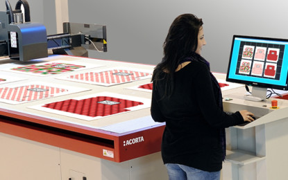AGFA Graphics enters cutting plotter market with Acorta