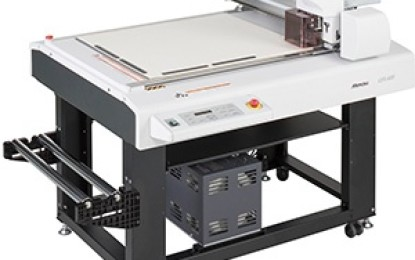 Mimaki launches CFL-605RT compact flatbed cutting plotter