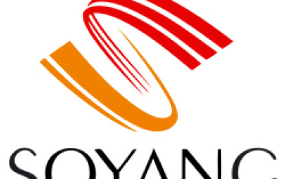 Soyang unpacking two new textile media