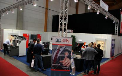 FESPA and 3DION bringing 3D printing to life at Cologne