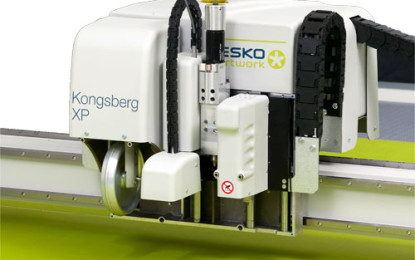 Esko adds more Kongsberg tools for signage, display and packaging applications