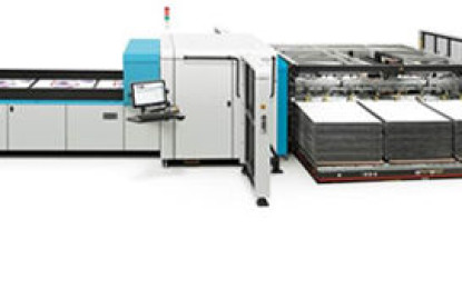 HP accelerates productivity of sign makers and corrugated converters