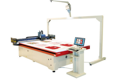 AGFA Graphics debuts Acorta automatic cutting plotter