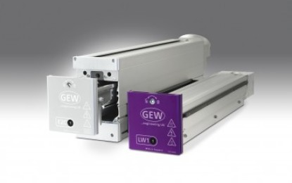 GEW introduces ArcLED hybrid UV system