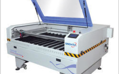Valley Opinion Advertising Services in J&K adopts Mehta laser engraver