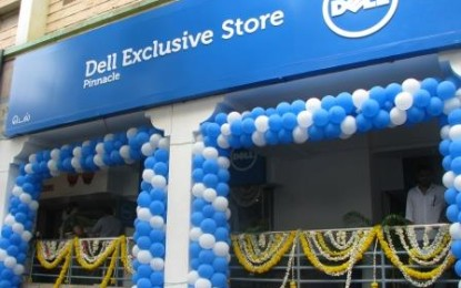600th Dell Exclusive Store opened in Mumbai