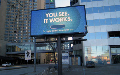 New study reveals effectiveness of digital billboards