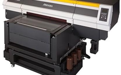 Mimaki introduces high-performance UJF-7151 Plus flatbed UV inkjet printer