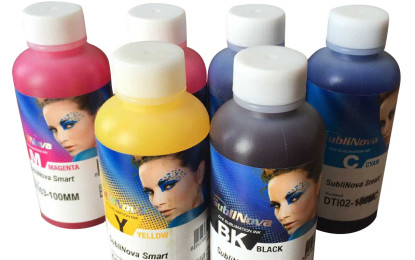 InkTec launches premium dye-sublimation ink for RICOH Gen-5 printheads