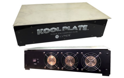 Conde Systems launches Kool Plate cooling table for dye-sub production setting
