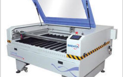 Shree Umiya Acrylic in Mehsana adopts Mehta laser engraving & cutting machine