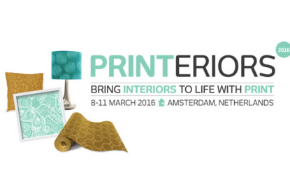 Printeriors 2016 presents 'Print Hotel' alongside FESPA Digital 2016