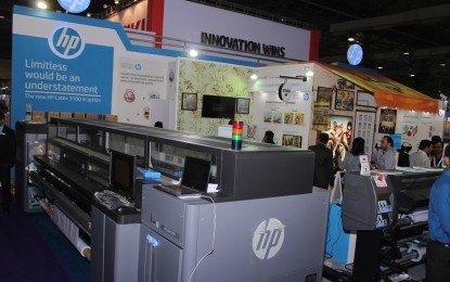 HP Inc introduces HP Latex 3100 production printer to the Indian market