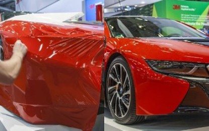New 3M wrap film saves time and productivity
