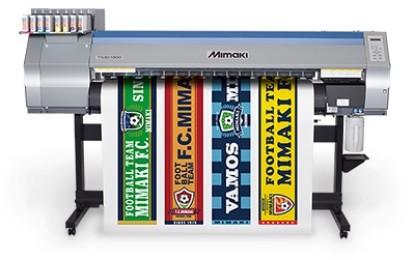 Mimaki launching TS30-1300 entry-level dye sublimation printer