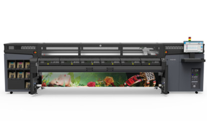 HP launches new series of Latex printers