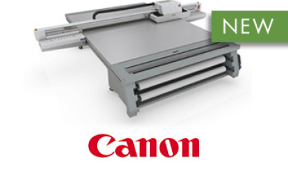 Canon introduces new Oce Arizona 2200 Series