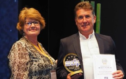Newly launched Roland TrueVIS VG and SOLJET EJ-640 win EDP Awards 2016