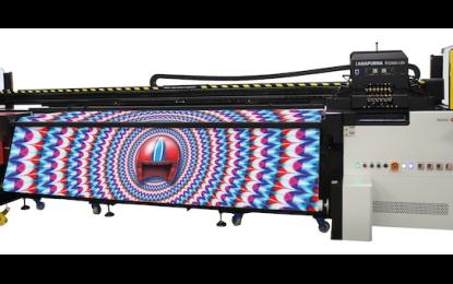 AGFA Graphics introduces new Anapurna H3200i LED printer
