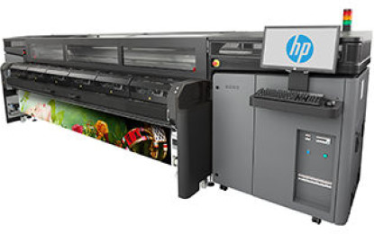 Keen Graphics installs first HP Latex 1500 in Mumbai