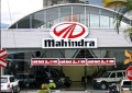 Mahindra gets a new showroom in Hyderabad