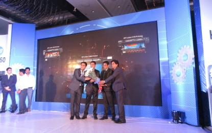 HP unpacks Latex combo of HP 1500, HP 570 and HP 560 in Mumbai