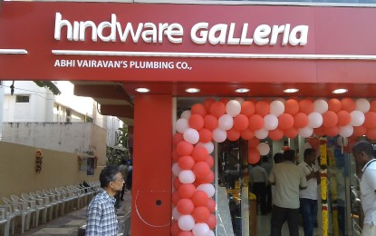 HSIL opens two 'Hindware Galleria' stores in Hyderabad