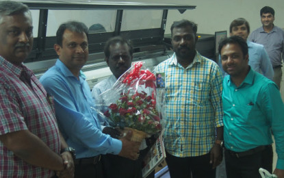 Insight Communications installs first HP Latex 1500 in India at Signage Graphics in Chennai