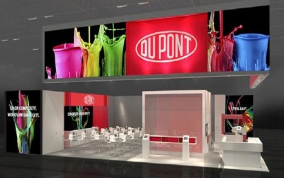 DuPont releases new dye sublimation ink
