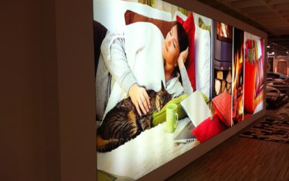 SENFA expanding product line with Decoprint Pearl for backlit displays
