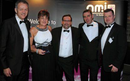 XAAR 2001 printhead wins NMI Product of the Year Award