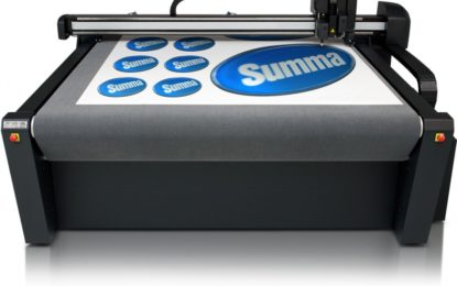 Summa launches new automated depth control tool for its F-Series flatbed systems