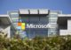 Microsoft UK gets refreshed with architectural signage
