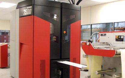 XEIKON 3500 joins XEIKON 8000 at WallVision to support flexible wallpaper production