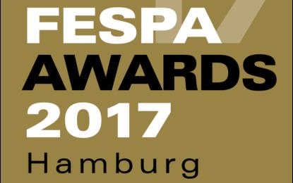 Entries open for FESPA 2017 Awards