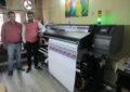 COLOR MATE DIGITAL installs HP Latex 570 and Impulsa Sewing Station