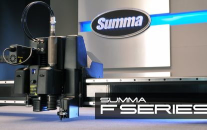Summa releases HF router for its F-Series