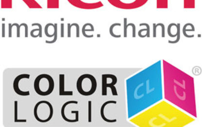 RICOH Pro L4100 Series first latex system to achieve Color-Logic certification
